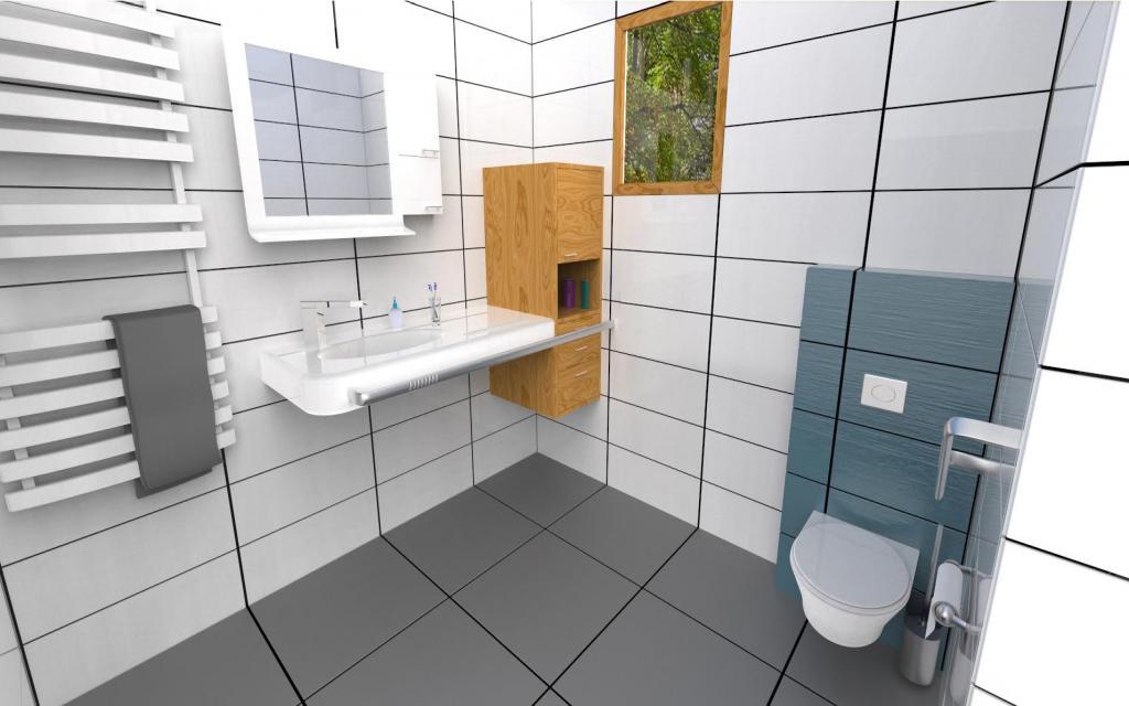 SIMÉON salle de bain 70-90 ans