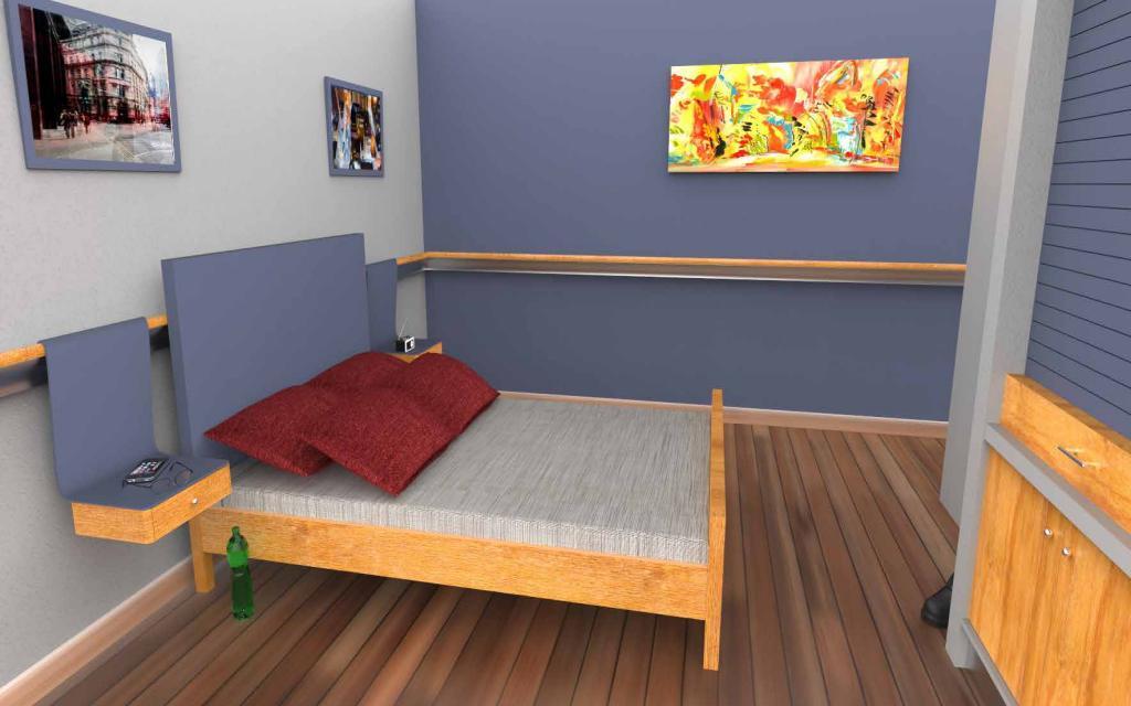 SIMÉON chambre normale