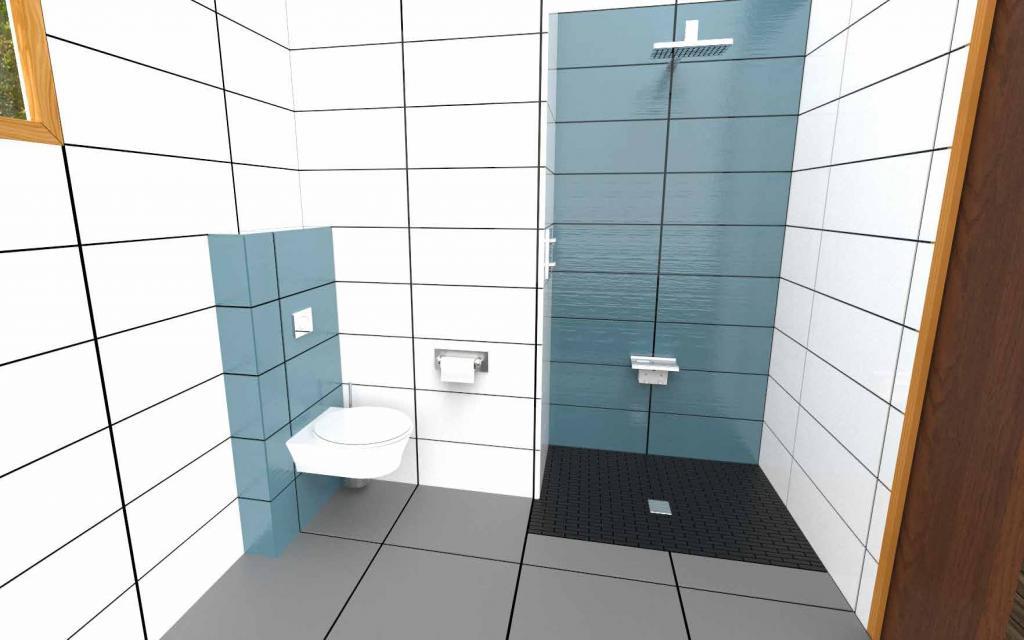 SIMÉON salle de bain 60-70 ans