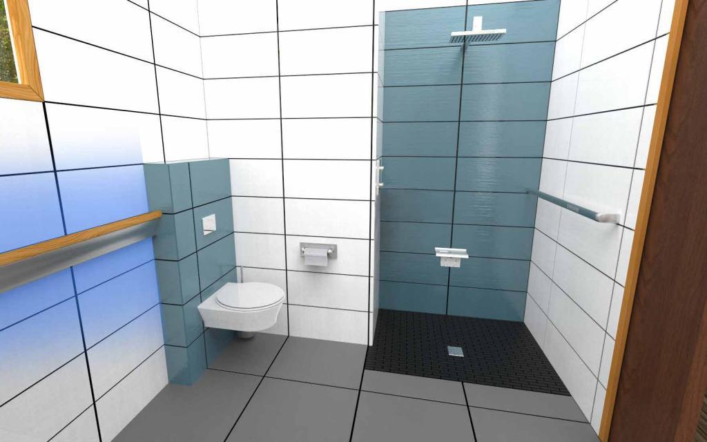 SIMÉON salle de bain 70-80 ans